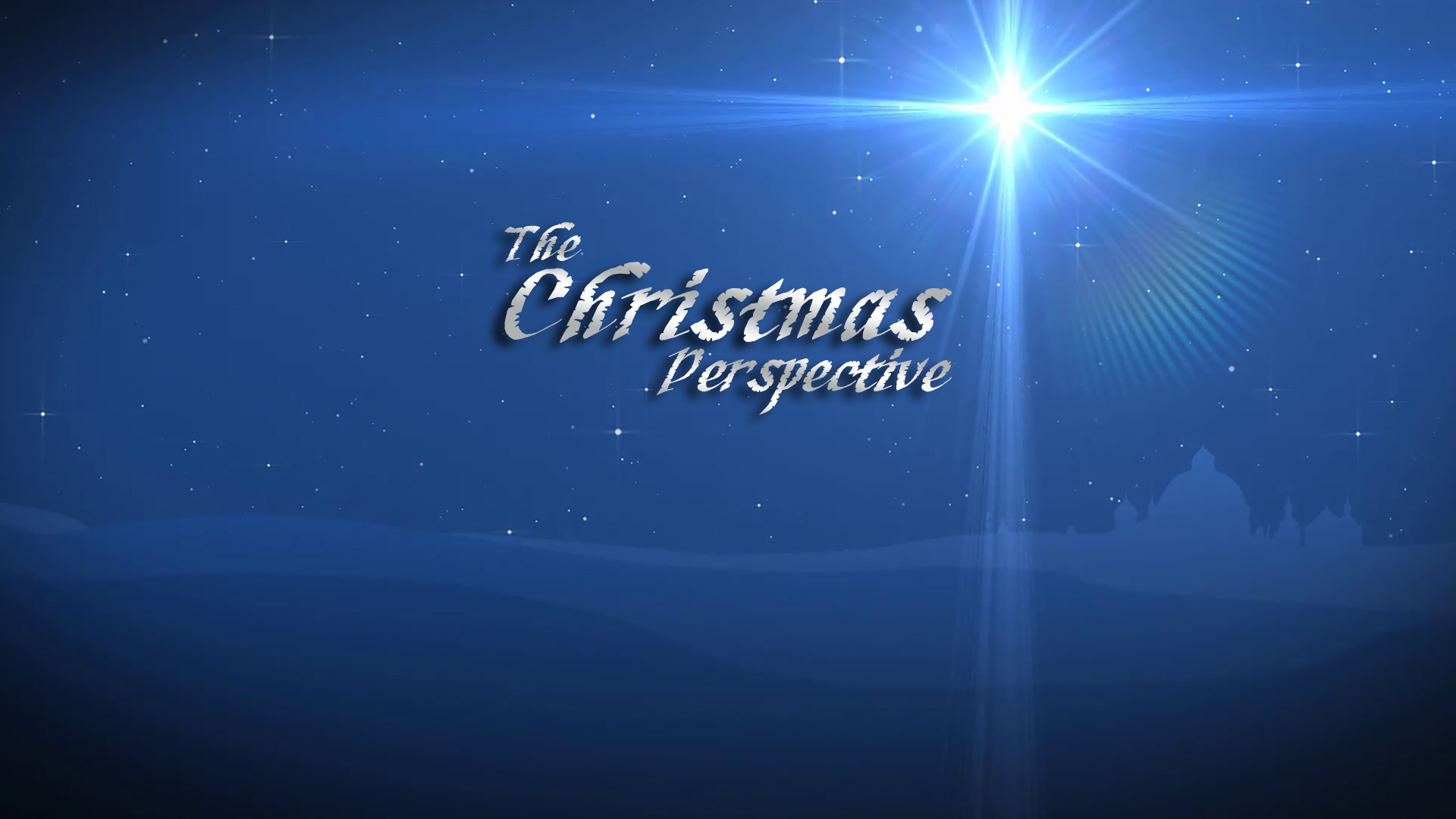 The Christmas Perspective